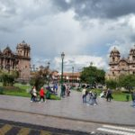 Main square Cusco - cusco tour