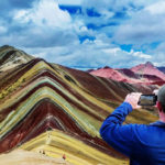 Hiking to the Rainbow Mountain Vinicunca