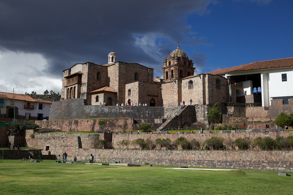 Coricancha or Convent of Santo Domingo