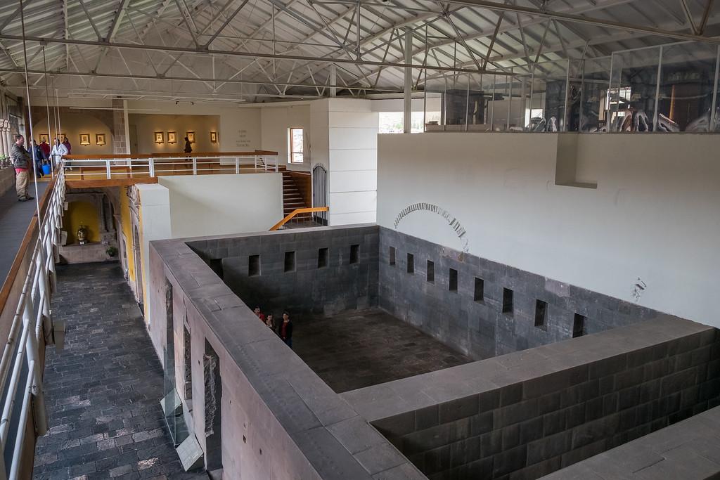koricancha church and convent of santo domingo
